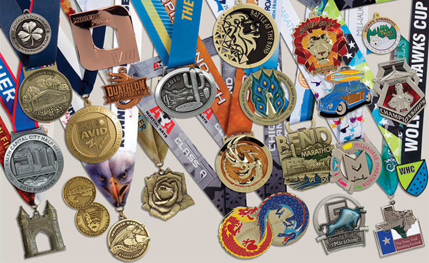 Die Cast Custom Medals, Soccer, Hockey, Running , Marathon, Rowing, Biking, Tae Kwon Do, Martial Arts , Wrestling, Gymnastics, Law Enforcement, 5k Running , Triathlon , Academic