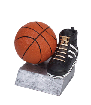 Resin Impact Series - Basketball